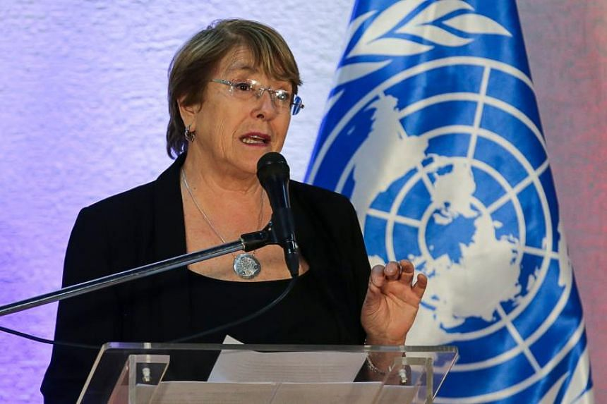 The report, which UN human rights chief Michelle Bachelet will present to the Human Rights Council in Geneva on Friday, delivers a scathing critique of President Nicolás Maduro's embattled government and its handling of Venezuela's deepening politic
