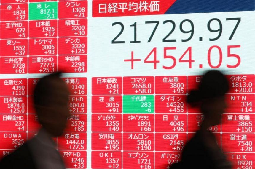Japan's Government Pension Investment Fund, which managed 159.2 trillion yen of assets as of end-March, had quarterly profits of 2.7 trillion yen on domestic stocks and 5.1 trillion yen on foreign equities, its earnings results showed.