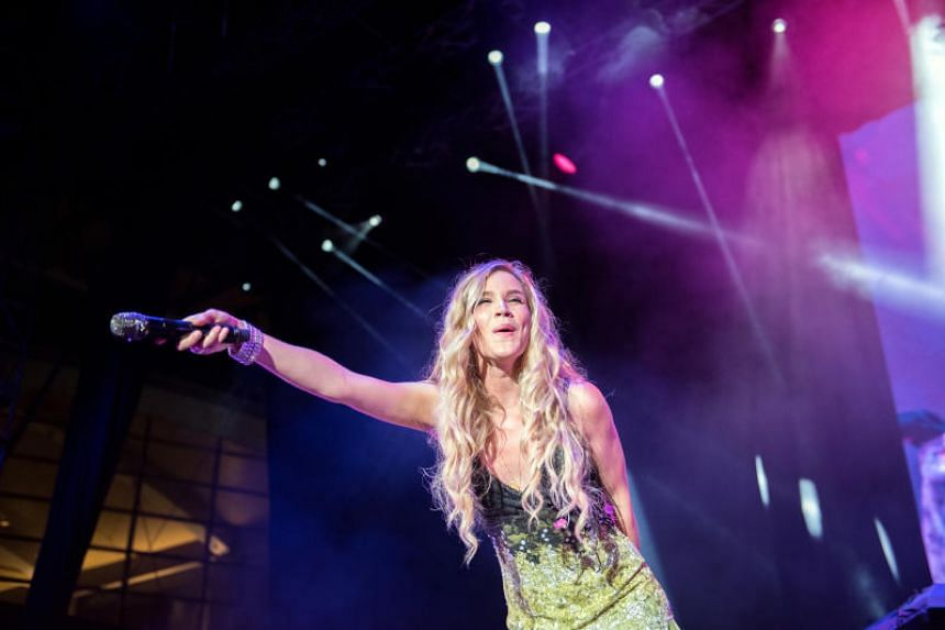 Joss Stone was held shortly after arriving at Kish airport, according to a post on her Instagram account, as the authorities suspected she was planning to play in a public gig.
