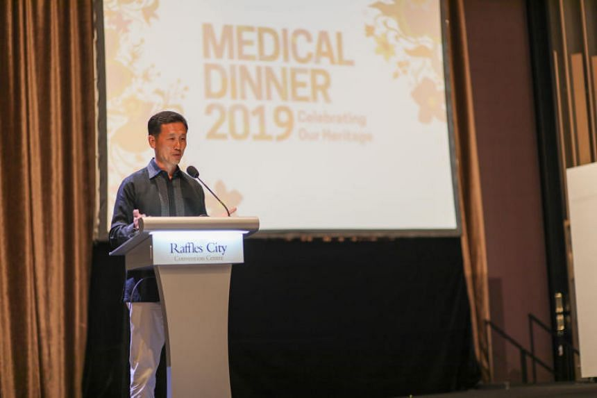 Education Minister Ong Ye Kung is concerned by a weakening of public trust towards institutions globally - including the medical profession, education system, mainstream media and governments.