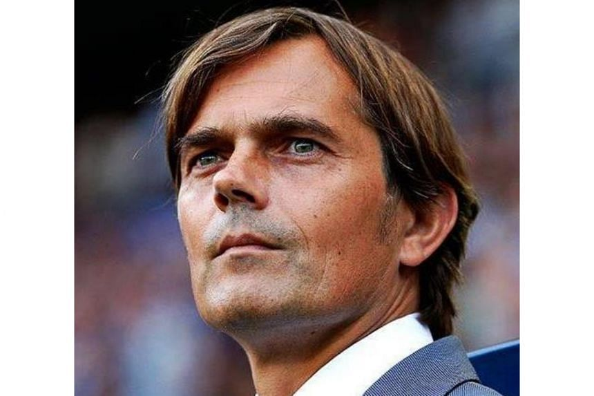 40d0853c95419 Derby County announced on July 5 that Phillip Cocu has been appointed as Frank  Lampard's successor