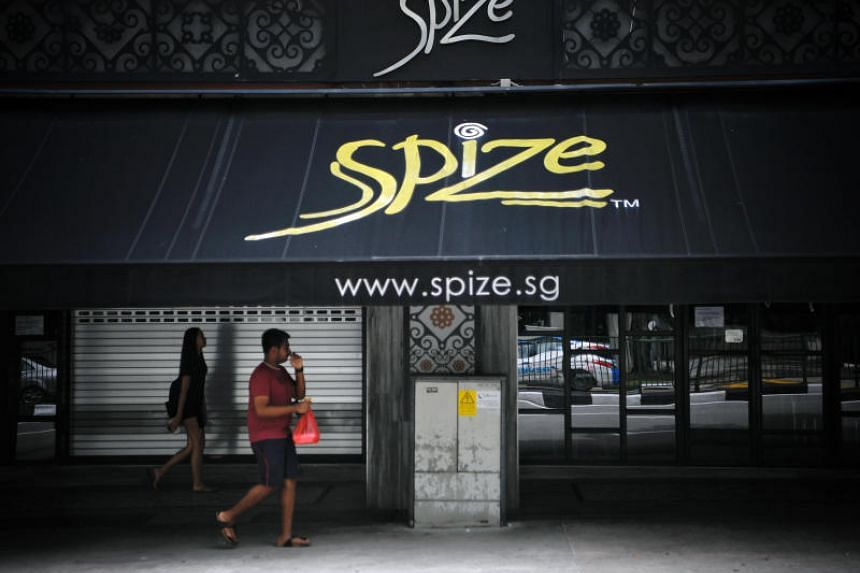 A total of 148 customers' personal data, including their names, contact numbers, e-mail and residential addresses, were disclosed on the Spize online ordering portal on or around Feb 9, 2017.