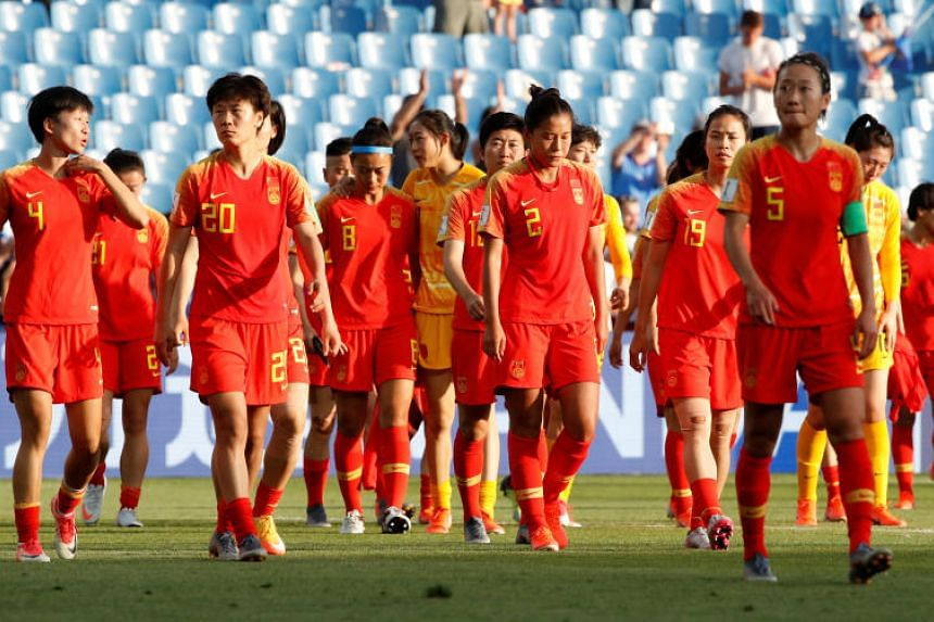 China made the Women's World Cup - now under way in France - for the seventh time in eight editions, and boasts a record that the men's team can only envy.