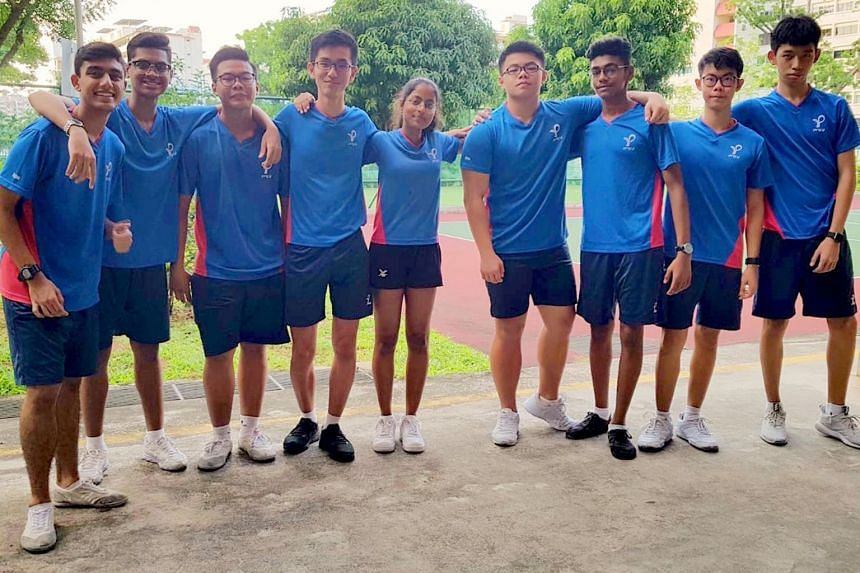Ping Yi Secondary School will be participating in ST Run's SPH35 Panasonic Schools Challenge. Top performers of the SPH35-Panasonic Schools Challenge will receive sponsorship deals worth $1,500 to $1,800 from New Balance.