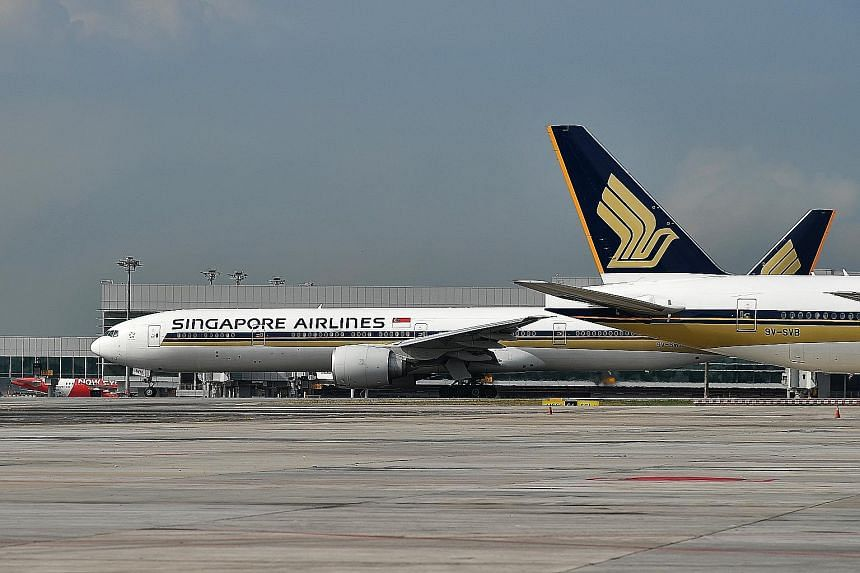 """DBS analysts said SIA Engineering's privatisation would be a value-for-money move by parent company Singapore Airlines but remaining listed separately would give it an """"aura of independence"""" as its work from other carriers contributes 40 per cent of"""