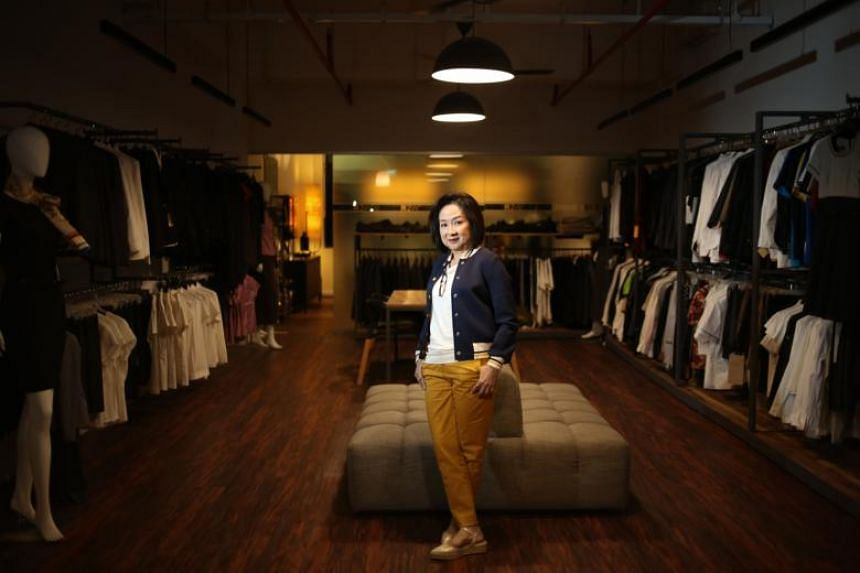 Home-grown fashion designer Esther Tay entered the business of uniform design in 2005, which has lasted till today.