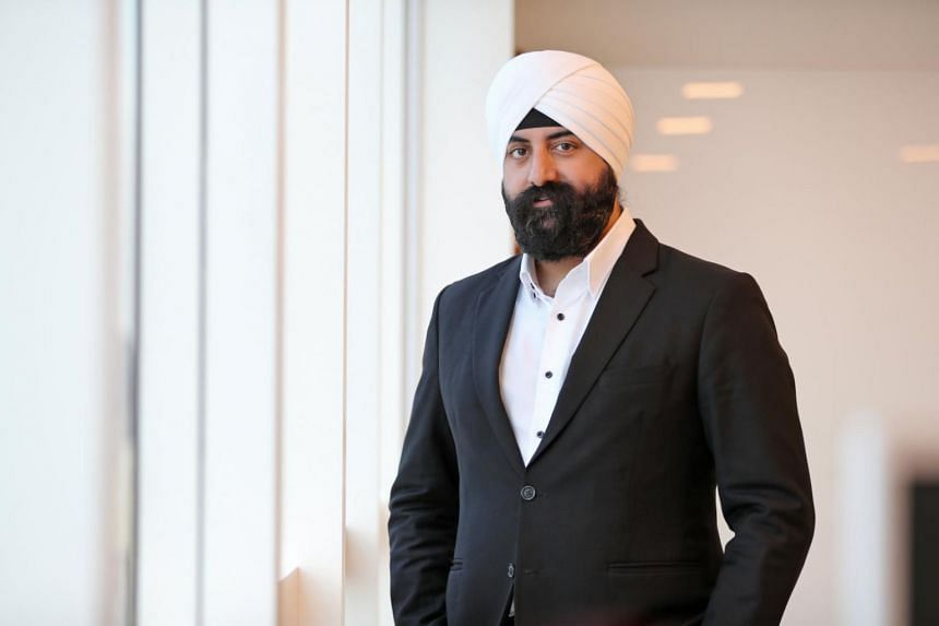 ITE graduate Kawal Pal Singh left his job as a sales executive and took the plunge to pursue a dormant dream - to study law.