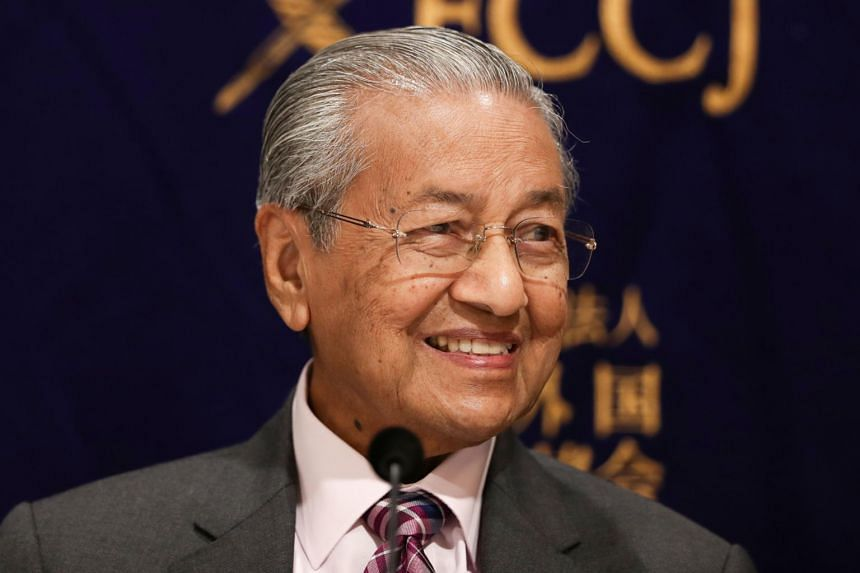 There is no better person that fits the moniker than Tun Dr Mahathir (pictured), said Federal Territories Minister Khalid Abdul Samad.