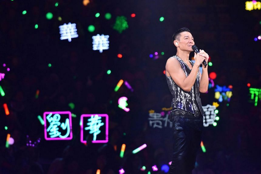 Speaking on Chinese talk show A Date With Luyu, Andy Lau noted that the investor's reactions to his health setbacks was entirely different from the messages of concern from his fans.
