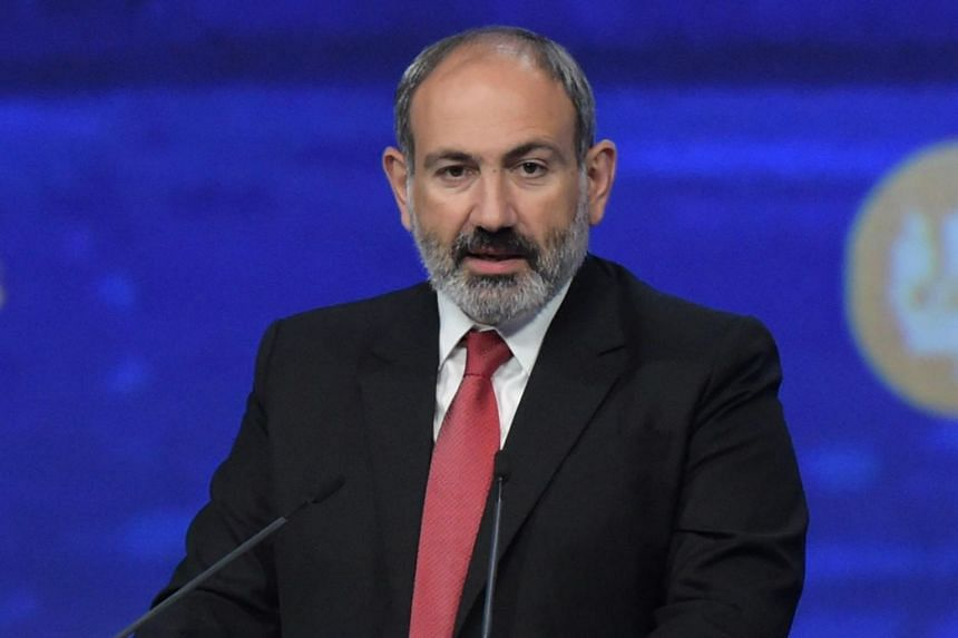 Armenian Prime Minister Nikol Pashinyan will visit the Singapore Botanic Gardens, where an orchid will be named in his honour, as well as the Armenian Church.