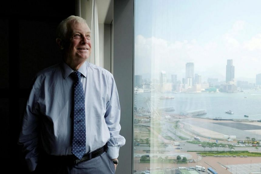 The official reminded former British governor of Hong Kong Chris Patten that Hong Kong had no democracy at all during 159 years of colonial rule by the British.