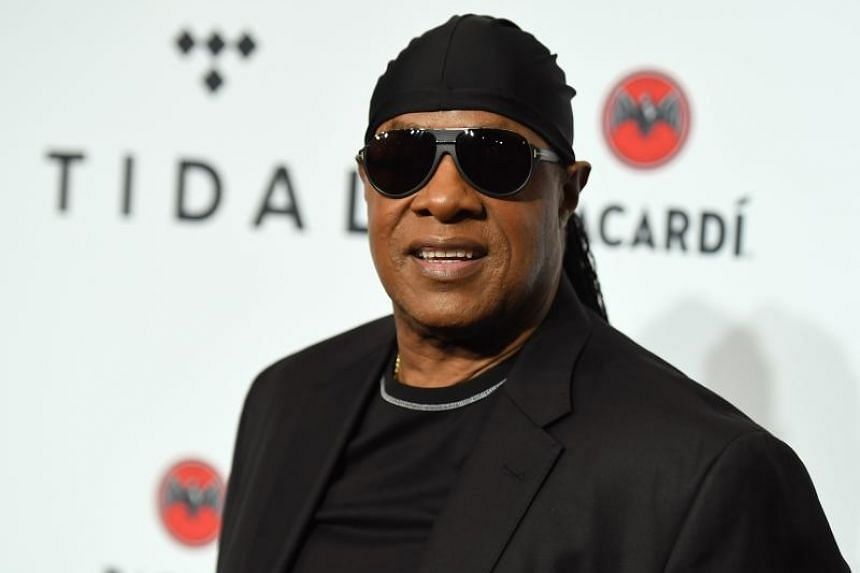 Singer Stevie Wonder said his operation would take place in September but he would perform a few more shows before then.