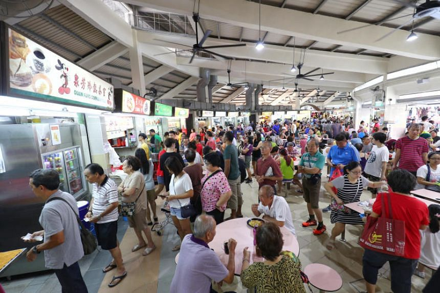 The Tampines Round Market and Food Centre reopened on July 7, 2019, after improvements were made based on feedback from stall owners and residents.