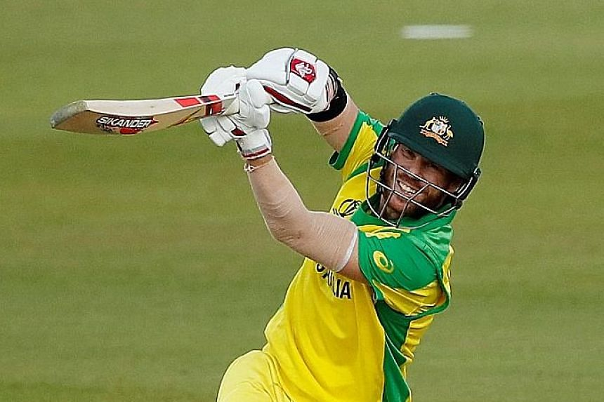 Despite their 10-run loss to South Africa on Saturday, Australia can look to David Warner, who is at the top of his game, in their semi-final against England.