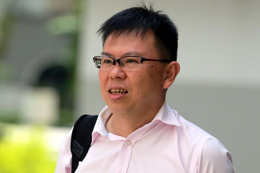Goh Leong Kiat is a company representative of LT Sambo, which was fined $9,000 and is the first company to be taken to court over the illegal use of a drone.