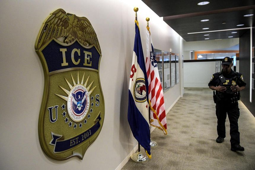 Two US states complied with requests from ICE officials to find photo matches of unauthorised immigrants by combing through state repositories of licence photos.