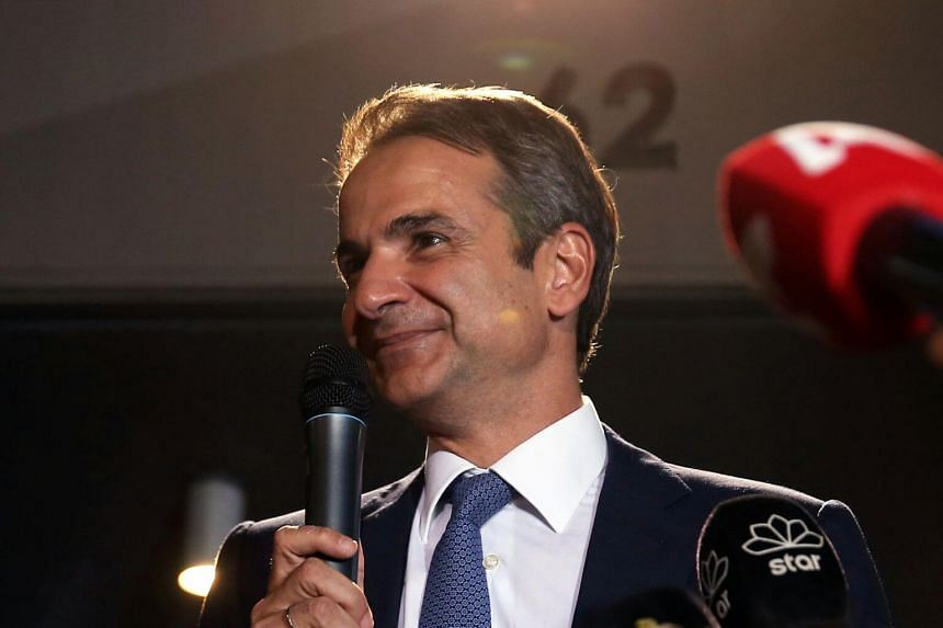 "Greece's incoming prime minister Kyriakos Mitsotakis has promised to ""steamroll"" obstacles to business."