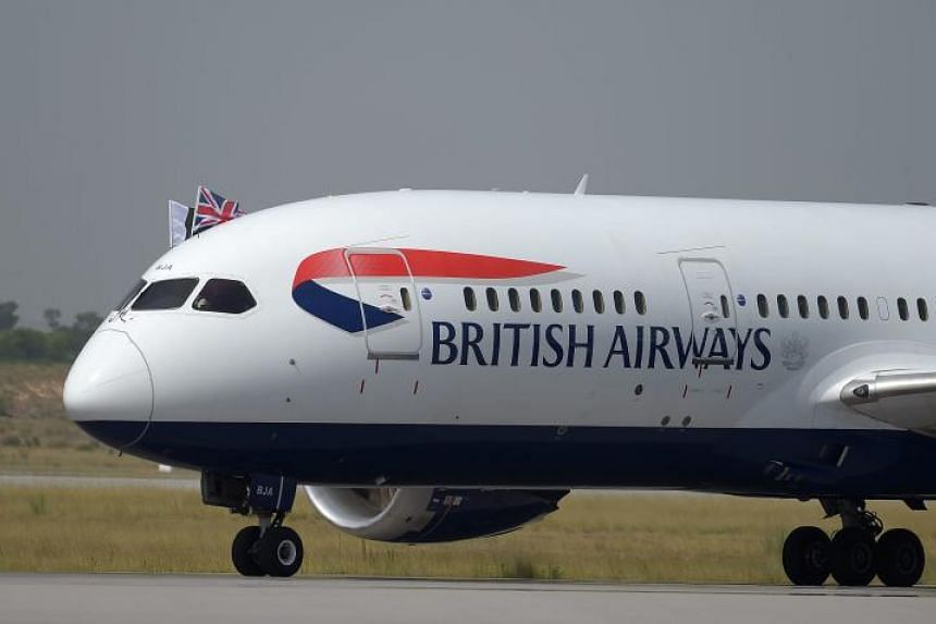 British Airways crew suspended after running naked in