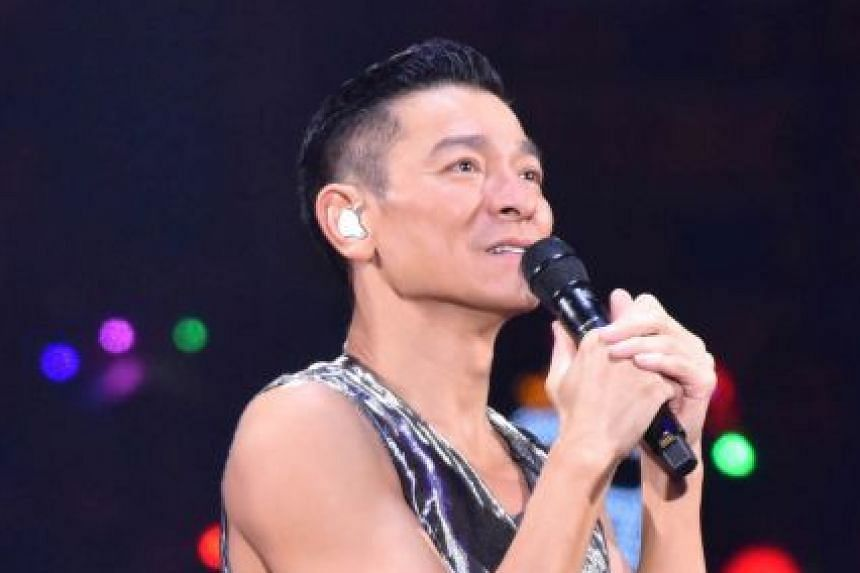 Andy Lau.