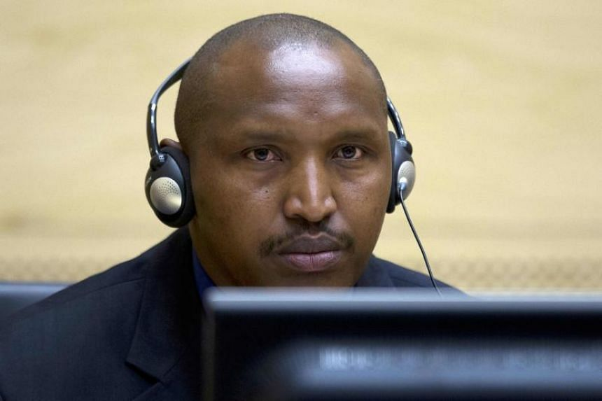 """Congolese rebel warlord Bosco """"Terminator"""" Ntaganda was found guilty of war crimes and crimes against humanity after a three-year trial in The Hague on July 8, 2019."""