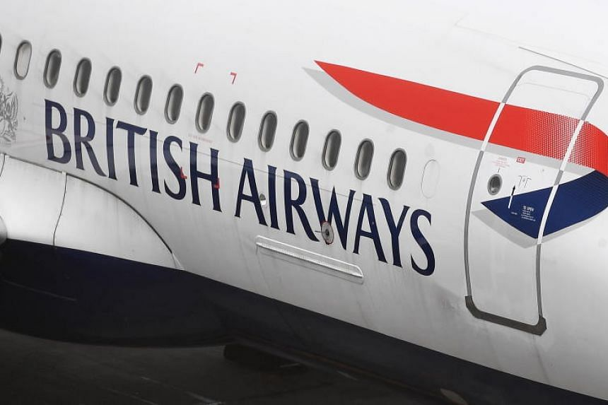 According to British Airways parent group IAG, the fine is equivalent to 1.5 per cent of British Airways' turnover in 2017.