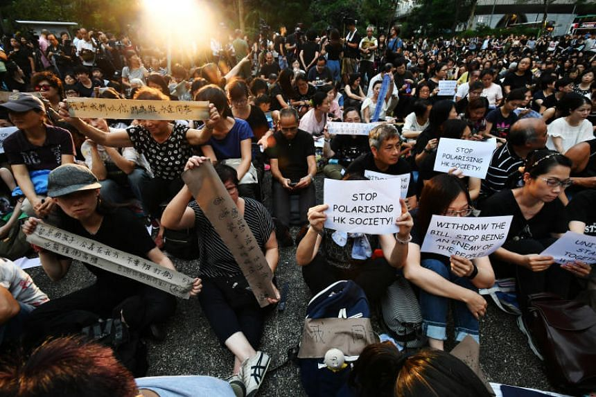 In messages circulating on social media and online, anonymous protesters have called for fresh rallies on July 13, 14 and 21 in Sheung Shui, Shatin and Tseung Kwan O, all three of them in the New Territories.