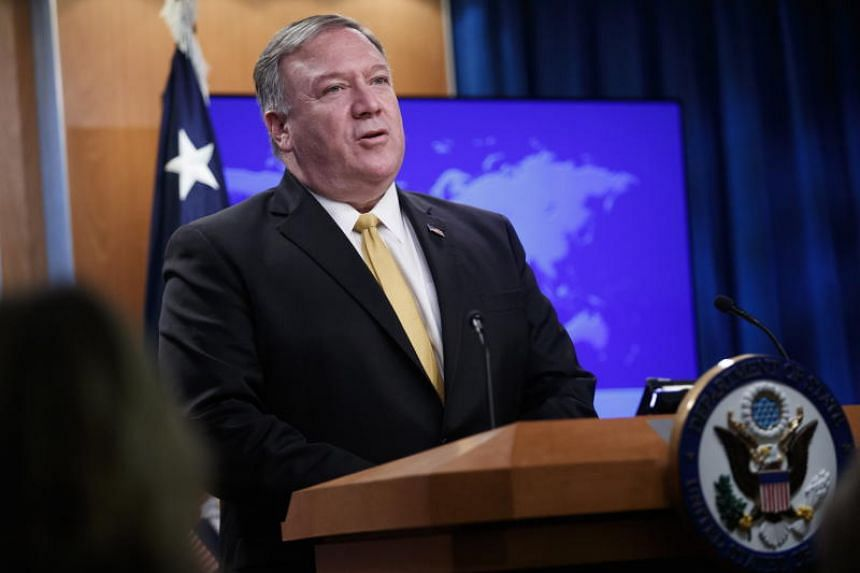 US Secretary of State Mike Pompeo said international institutions built to protect human rights had drifted from their mission.