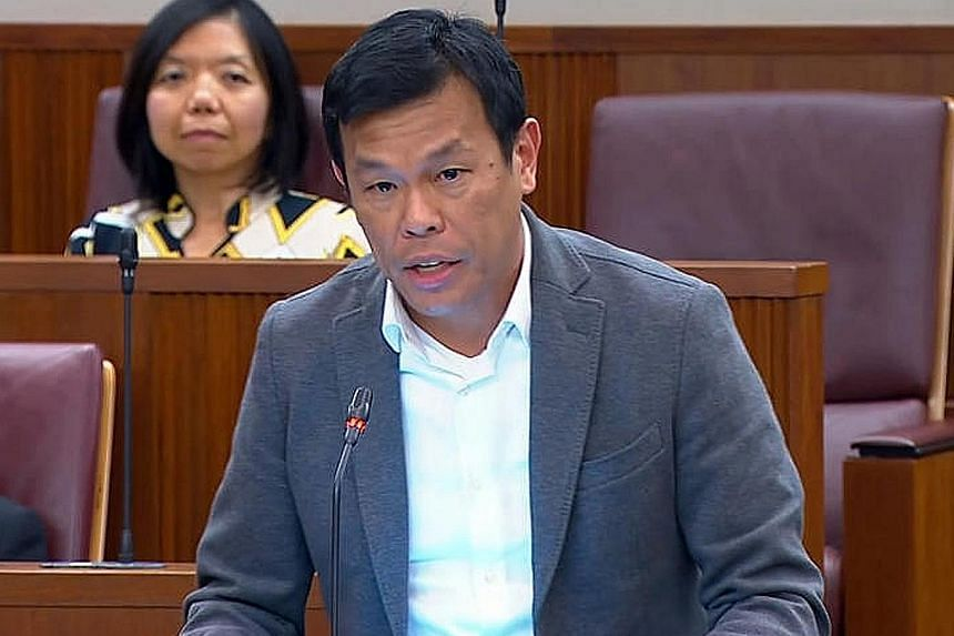 In an adjournment motion on achieving arts excellence, NMP Terence Ho suggested turning arts institutions such as Lasalle College of the Arts (above), which currently offer diploma and degree courses in the arts, into full-fledged arts universities t