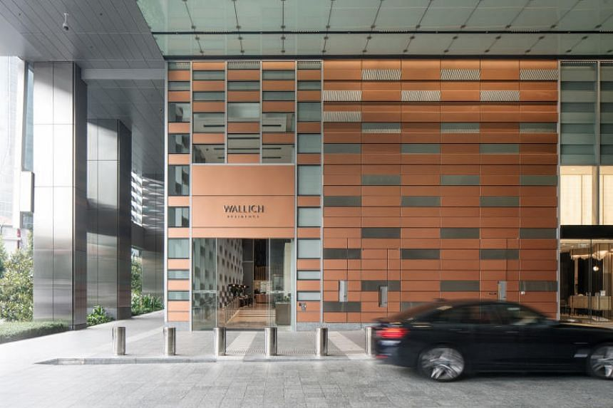 So exclusive is the Wallich super penthouse that GuocoLand restricted viewing of the super penthouse to only ultra high net worth investors whom it deemed as serious buyers.