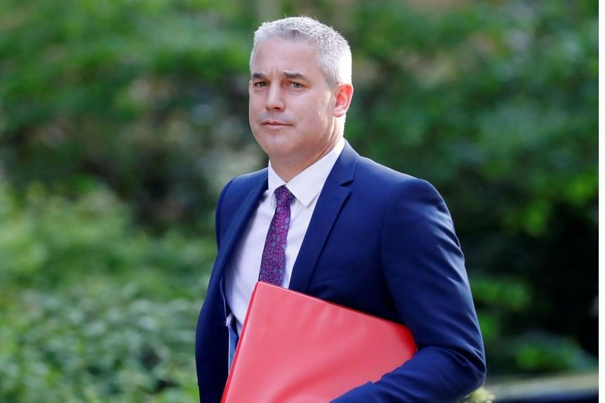 """""""It is in both sides interest to avoid no deal and to look at how we get a deal through parliament,"""" said Brexit Secretary Stephen Barclay."""