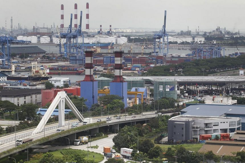 """Most production of """"low-mix, high-volume"""" goods will not come to Singapore as high labour and land costs will prove deterrents."""