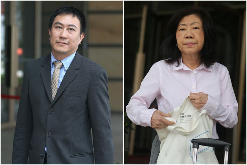 Mr Gabriel Ng, son of Mr Ng Kong Yeam, together with his family members, alleged that Madam Kay Swee Pin fraudulently transferred Mr Ng's stake in SA Tours to herself more than eight years ago.