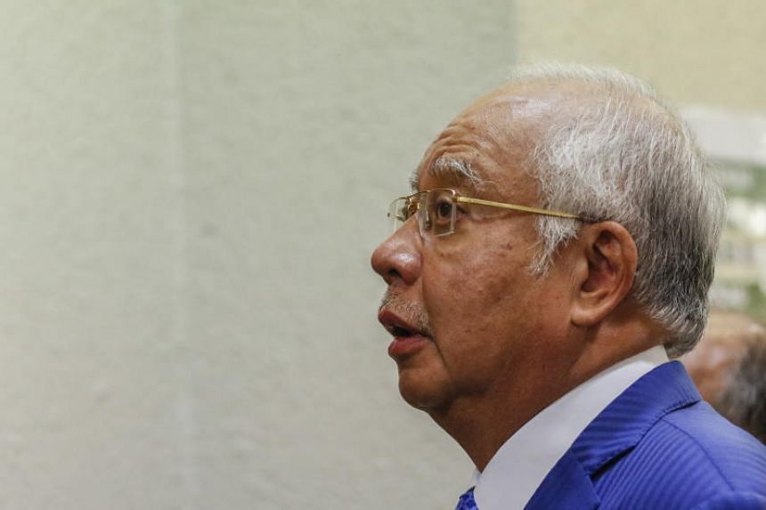 Najib is facing 42 criminal breach of trust, money-laundering and abuse of power charges in connection with the scandal involving state fund 1Malaysia Development Berhad.