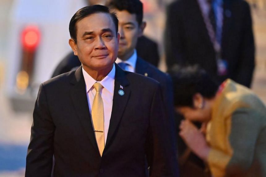 """Thai Prime Minister Prayut Chan-o-cha has defended his original invoking of junta-era powers as a way of """"solving problems""""."""