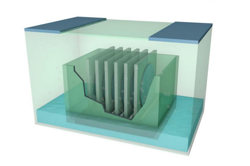 Clean water can be harvested through condensation using stacks of saturated hydrogel.