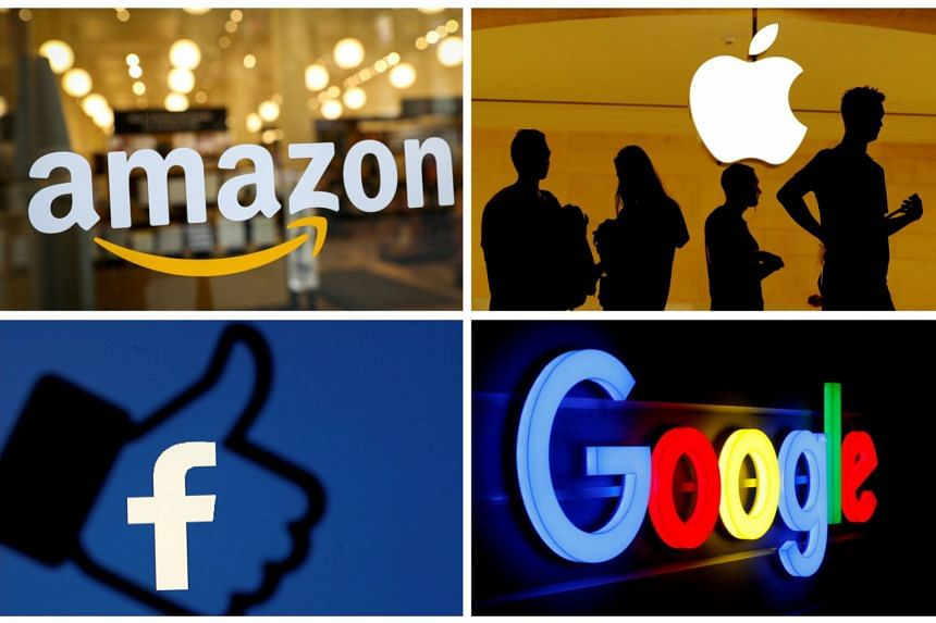 France has accused Google, Amazon, Facebook and Apple of paying insufficient income tax.
