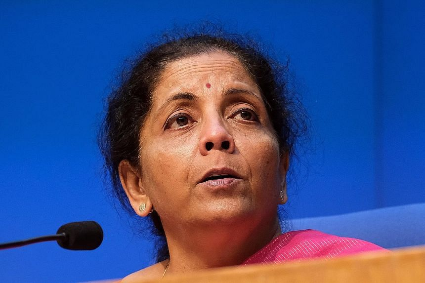 Finance Minister Nirmala Sitharaman proposed a higher tax surcharge on India's super rich last Friday.