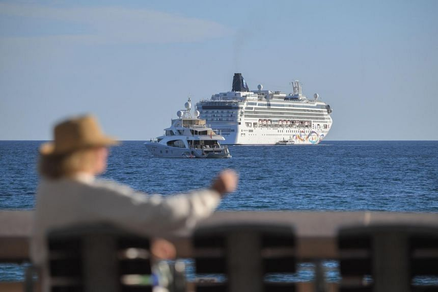 Modern cruise liners resemble floating, futuristic cities capable of carrying thousands of passengers.