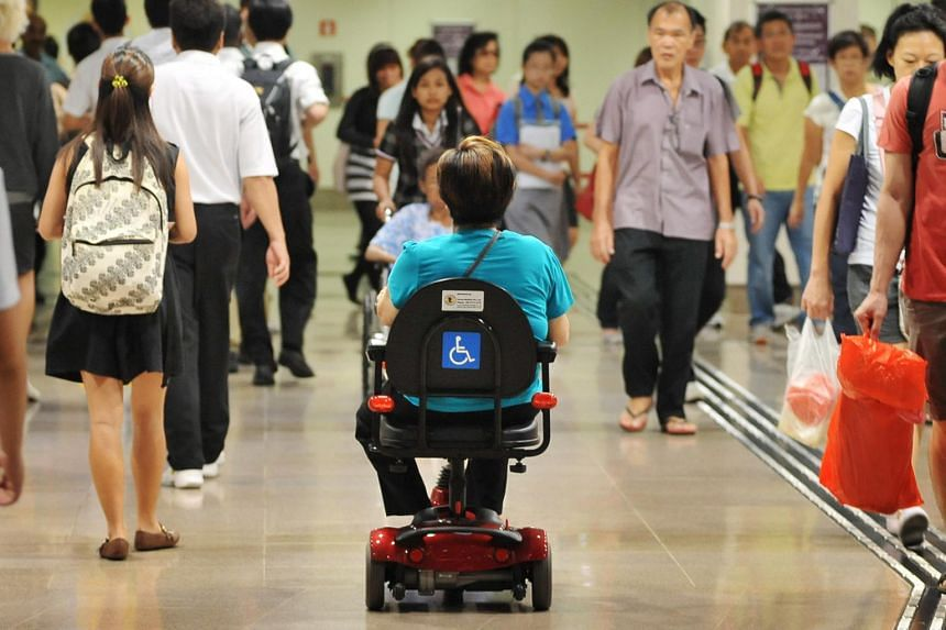 Buildings will be required to provide larger accessible toilets on every floor, so that motorised wheelchairs can manoeuvre.