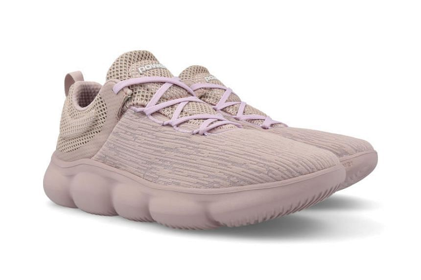 The Women's Power Mello Webster Sneakers, which cost $95 in Singapore, are part of the new Power Mello collection which was launched at the Bata Fashion Weekend in April.