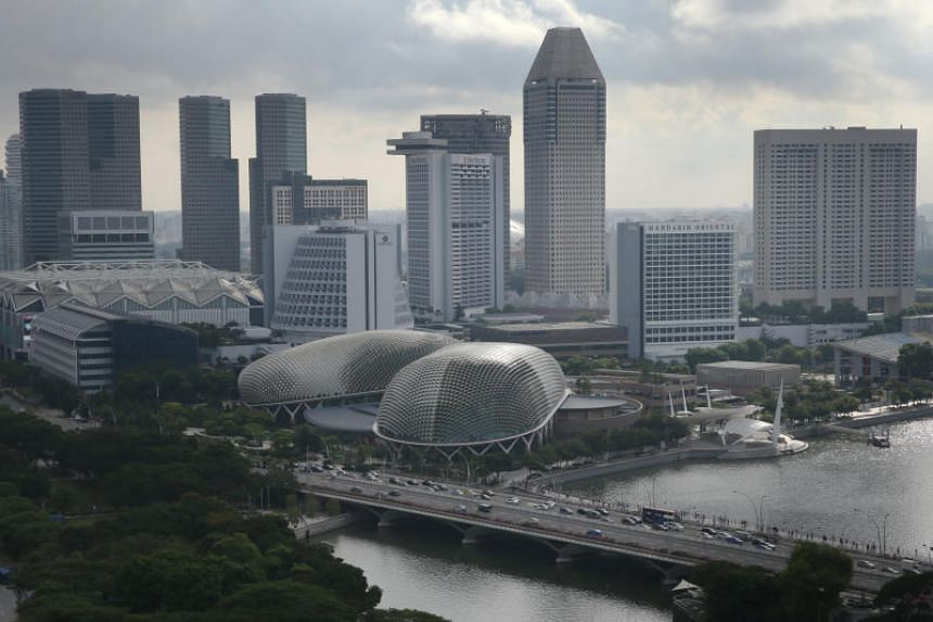 Singapore beat 42 other cities such as Hong Kong, which ranked second, as well as London, which ranked third.
