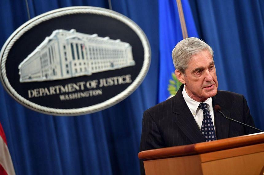 US Special Counsel Robert Mueller will testify before lawmakers on July 17, 2019.