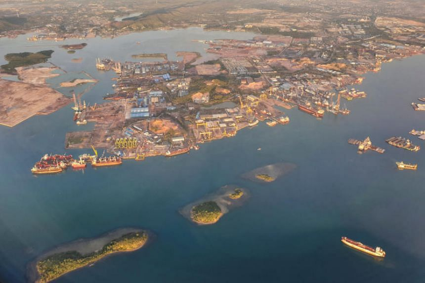 The government wants to reposition Batam as an alternative shipping and manufacturing hub to Singapore with a potential to draw US$60 billion in new investment.