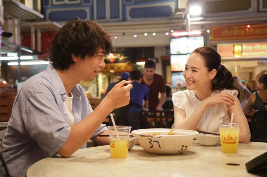 Ramen Teh is a drama about food linking members of a family across disparate cultures and generations.