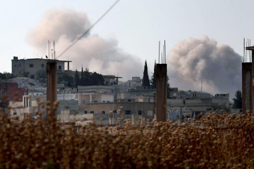 Syria's former Al-Qaeda affiliate Hayat Tahrir al-Sham and allied rebels took control of Hamameyat village and hilltop, in clashes that killed 41 regime fighters and 30 fighters within the insurgents' own ranks.