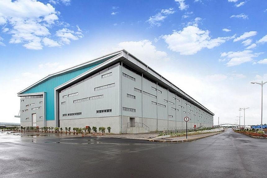Ascendas India Trust completed in February last year the acquisition of six operating warehouses in the Arshiya Free Trade Warehousing Zone.