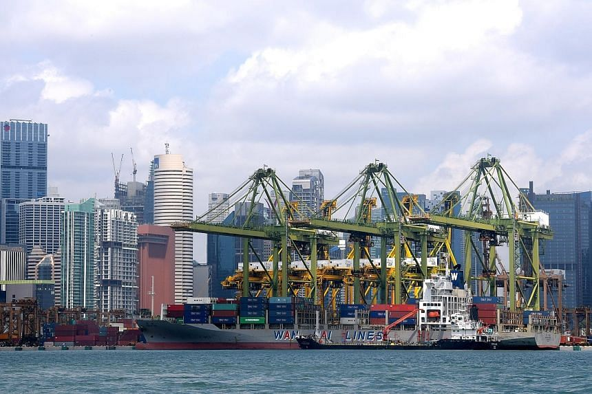 Singapore came out tops in the Xinhua-Baltic International Shipping Centre Development Index, which is based on factors such as port throughput and facilities, the depth and breadth of professional maritime support services, as well as the general bu