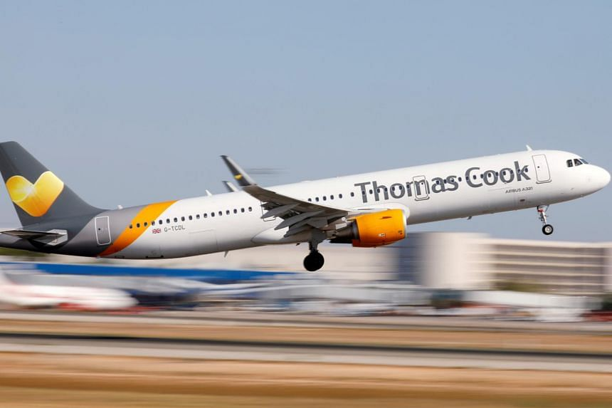 China's Fosun Tourism Group said the recapitalisation would entail a reshuffle of the ownership of Thomas Cook's tour operator and airline business.