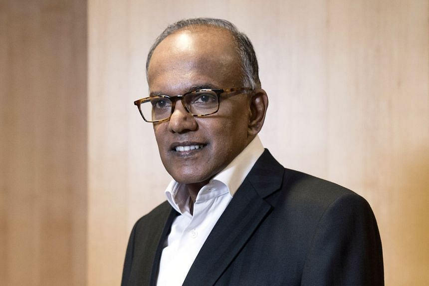 Law and Home Affairs Minister K. Shanmugam also said that matters relating to healthcare and retirement adequacy are important in Singapore's ageing society.