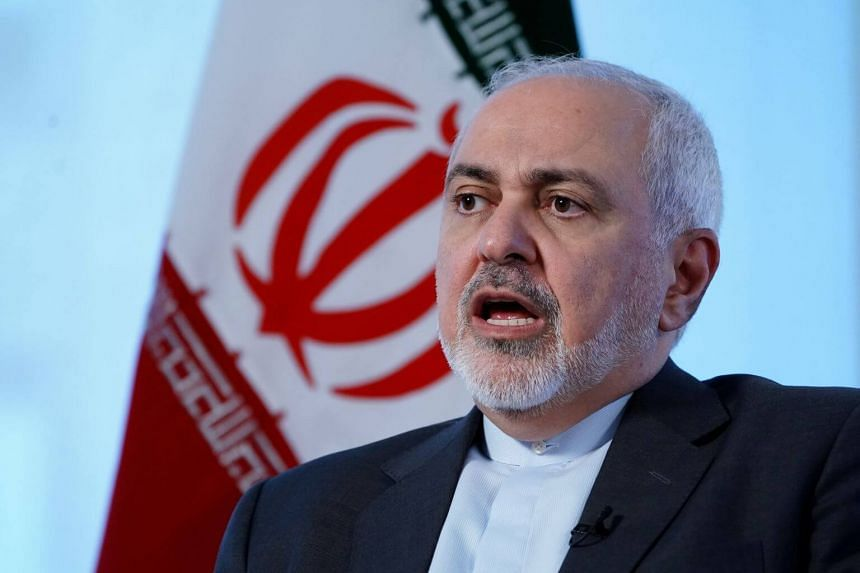 The United States has decided not to impose sanctions on Iranian Foreign Minister Mohammad Javad Zarif (above) for now, according to sources.